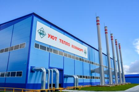 Устьянская теплоэнергетическая компания