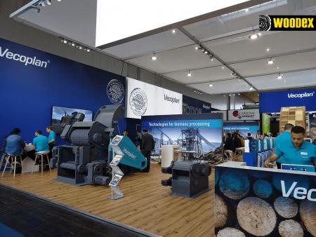 VECOPLAN | WOODEX 2019